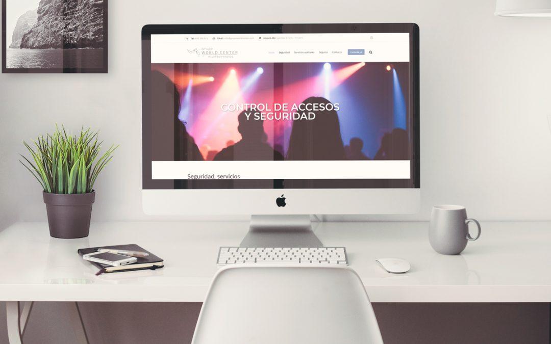 Necesito el diseño de una página web para mi negocio