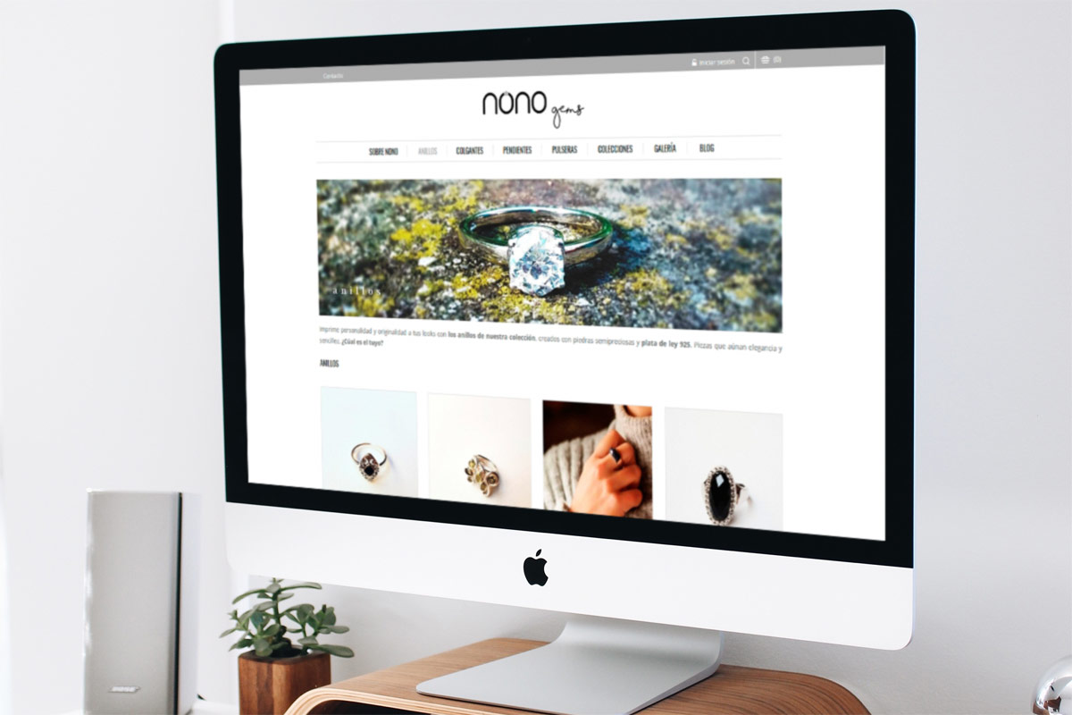 Diseño tienda online Castellón