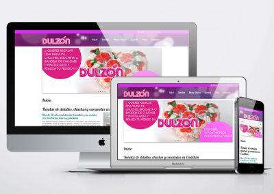 Dulzón Castellón | Diseño web y desarrollo