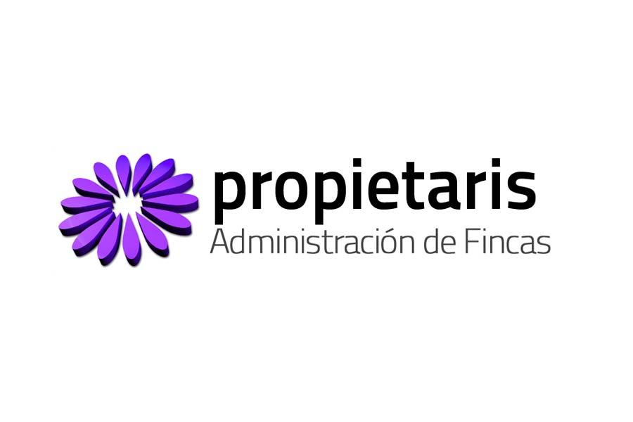 Diseño de logotipo Propietaris
