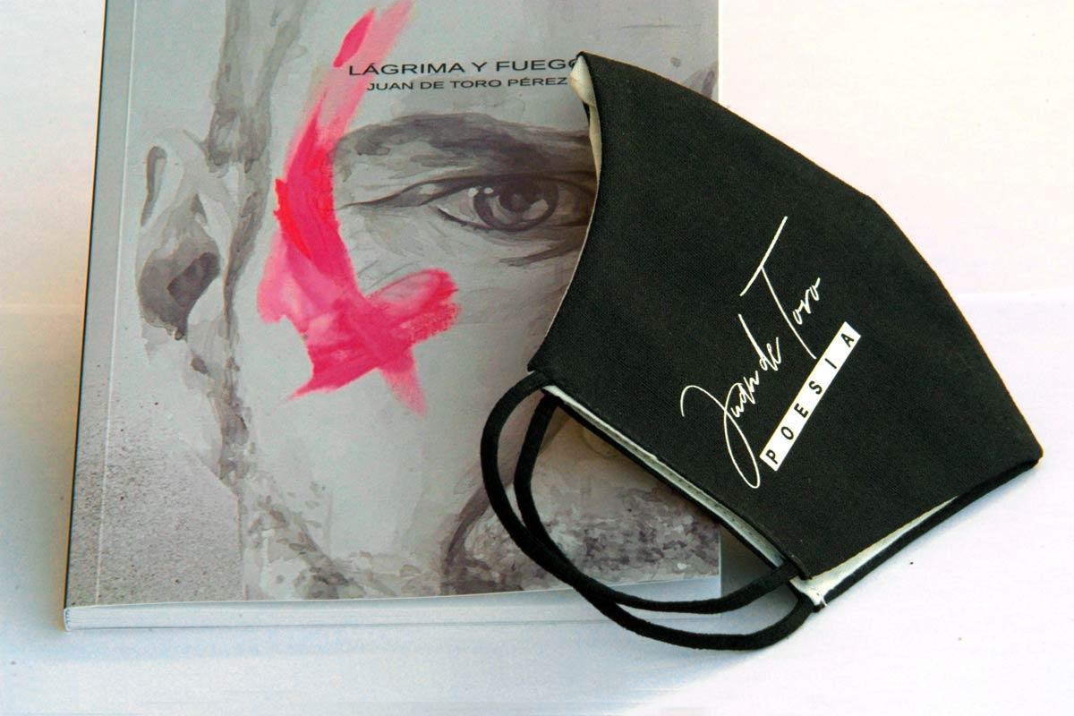 """Maquetación Libro """"Lágrima y fuego"""" de Juan de Toro"""