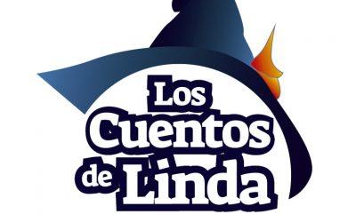 Diseño de logotipo para Los cuentos de Linda